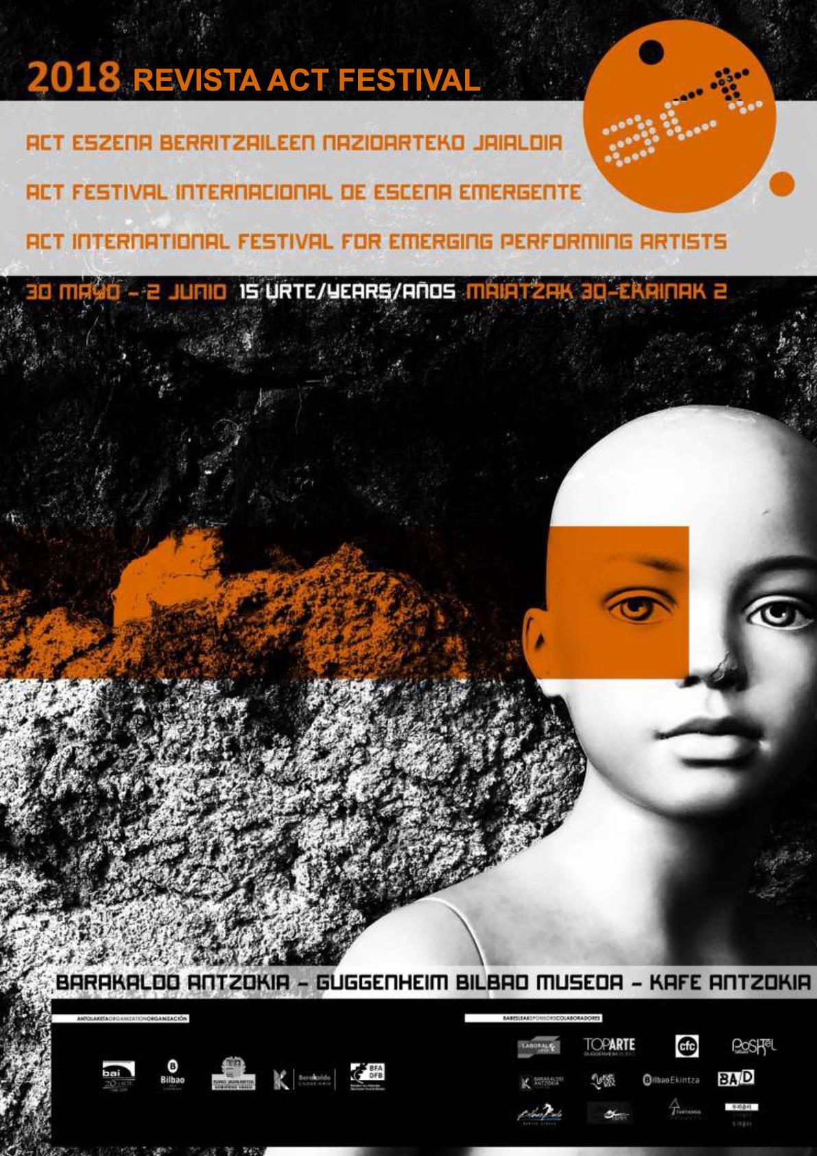 PORTADA- REVISTA ACT 2018