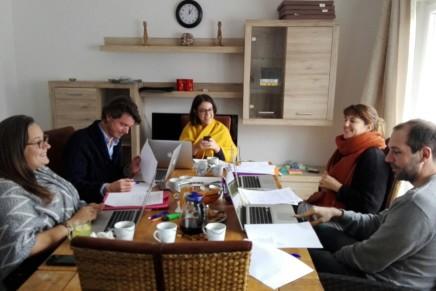 International Festivals Network: meeting in Munich