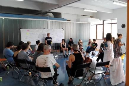 ACTmosfera – feedback sessions