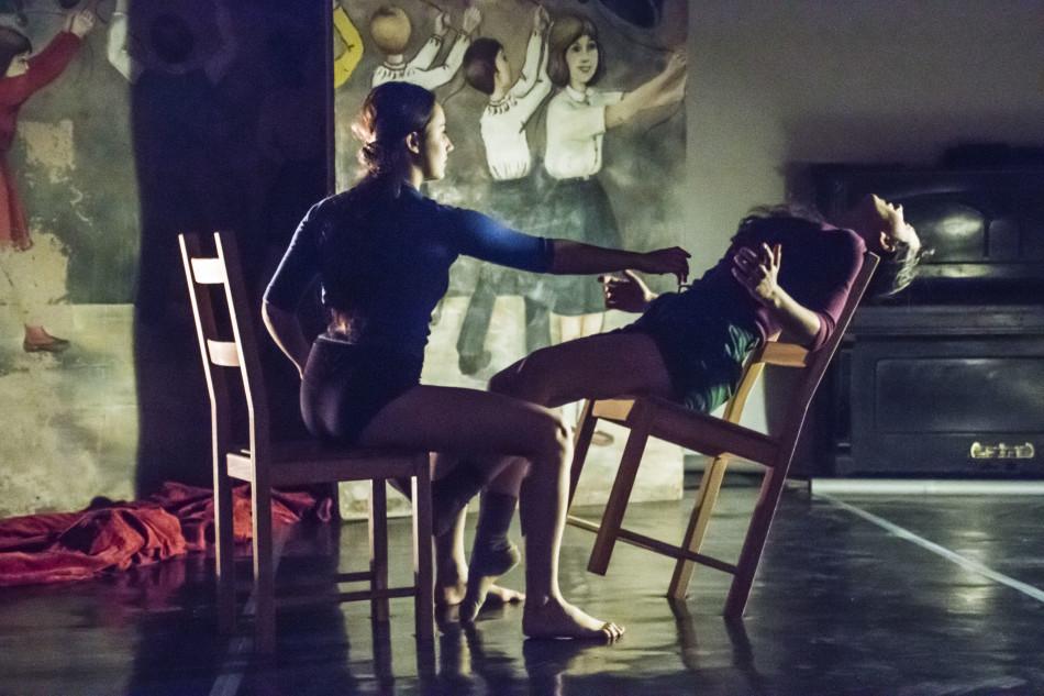 'Loop' o cómo se conectan los cuerpos, ATOM Theatre