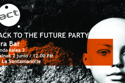 Back To The Future Party at BIRA Bar