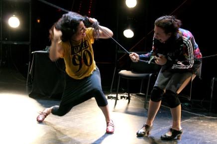Performances, danza y una masterclass con Ricardo Iniesta para el tercer día de ACT Festival