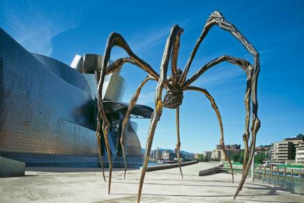 '8', Fer Montoyaren lagina Guggenheim Bilbao Museoaren XX urteurrenerako
