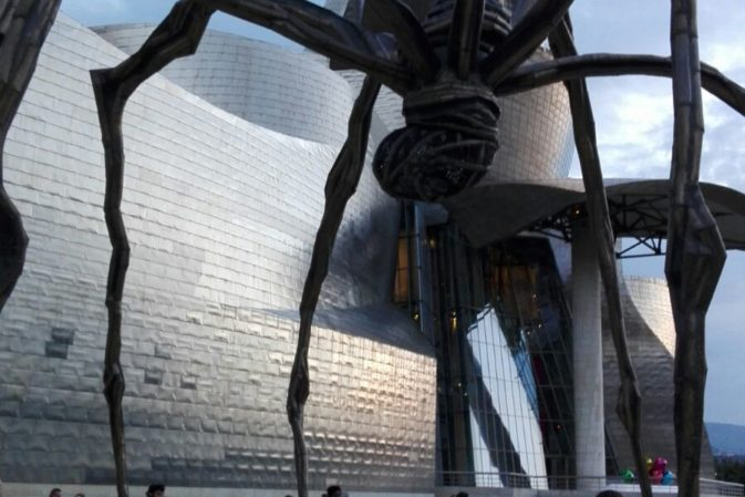 '8', la pieza de Fer Montoya para el XX Aniversario del Guggenheim Bilbao Museoa