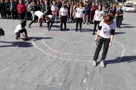 [8M]  Día de la Mujer KALE EKINTZA