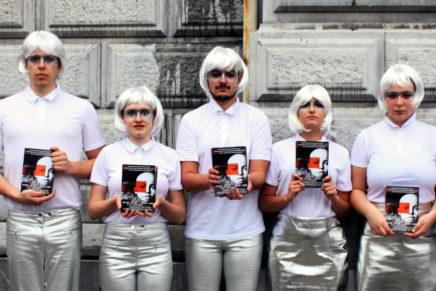 Los ACTBETA15, replicantes escénicos, presentan ACT Festival
