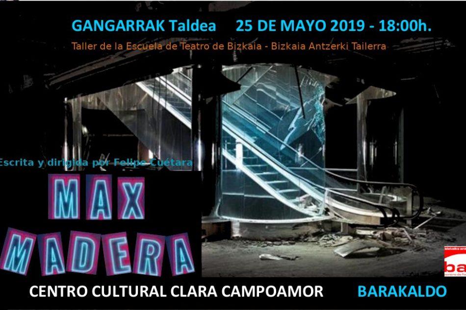 Tailerretako mostrak maiatzaren 25 larunbatean Clara Campoamor-en