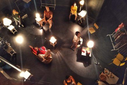 LOVE CALL estreno (ATZERATUA) 2020/10/01 Barakaldo Antzokia ARGAZKIAK